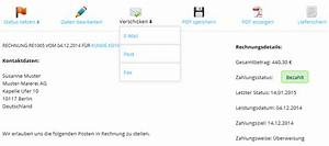 Rechnung Zu Niedrig Ausgestellt Nachforderung : rechnungen online erstellen und verwalten ~ Themetempest.com Abrechnung