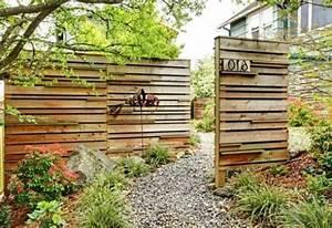 Sichtschutz Mit Paletten : sichtschutz aus holz selber bauen google suche spaces outdoors pinterest sichtschutz ~ Eleganceandgraceweddings.com Haus und Dekorationen