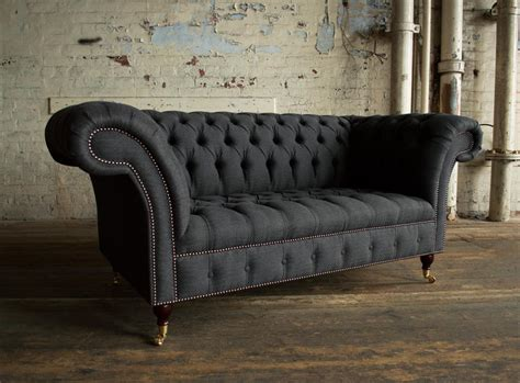 chesterfield settees second 2 seater chesterfield sofa brown chesterfield sofa two