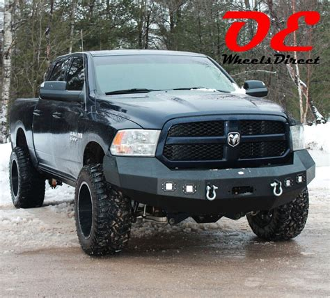 2013 2018 Ram 1500 KO Off Road Front Bumper Heavy Duty