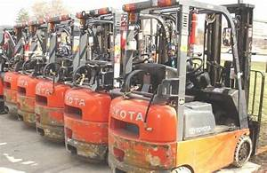 Used Forklifts For Sale Are Easy To Buy With This Guide