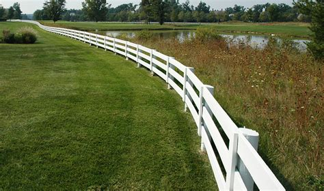 Round Faced Fence Posts - American Timber and Steel