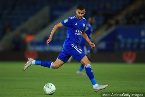 Leicester City fans react on Twitter to Rachid Ghezzal's ...