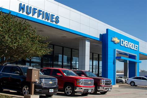 Huffines Chevrolet Lewisville  Cantera Design