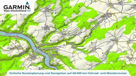 garmin karte deutschland  blog