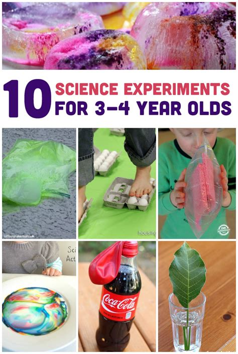 easy preschool science activities 10 simple science experiments for 3 4 year olds and 422