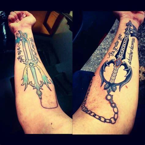 kingdom hearts tattoos tumblr