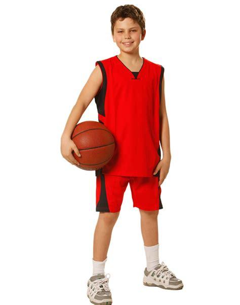 Kidu0026#39;s Basketball Singlet - RJS Group Pty Ltd