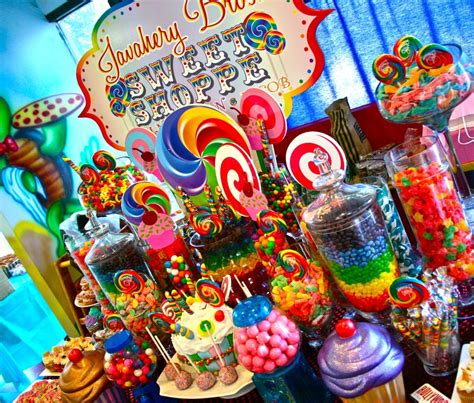 How To Make A Candy Buffet Because Were All Kids At Heart