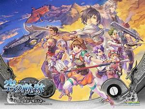 Recensioni The Legend of Heroes: Trails in the Sky SC (PC The Legend of Heroes Trails in the Sky SC The Legend of Heroes : Trails of Cold Steel II sur
