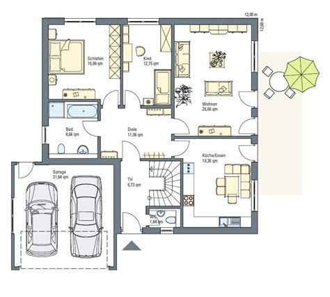 haus mit integrierter garage grundriss haus verona stadtvilla fertighaus energiesparhaus b b haus