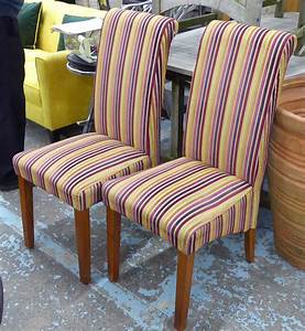 Contemporary, Dining, Chairs, A, Set, Of, Eight, With, Multi
