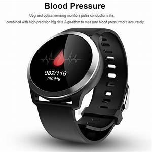 N59 Smart Watch Ecg Ppg Heart Rate Blood Pressure Fitness