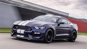 2019 Ford Mustang Shelby Gt350 Gets Sharper, More Stylish