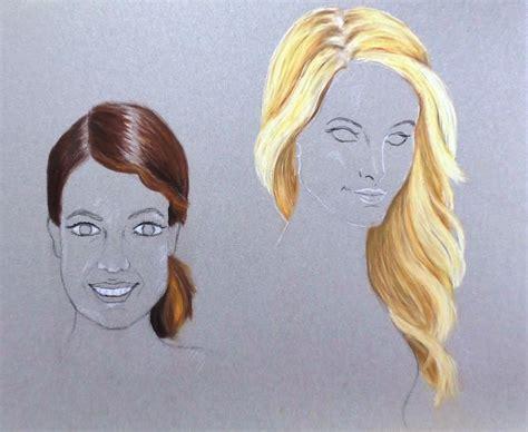 Tipps Zum Zeichnen by Haare Zeichnen 9 Tolle Tipps Zum Nachmachen Mal Einfach Mit