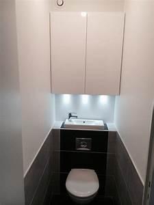 Toilette Suspendu Avec Lave Main Wc Suspendu Une Lave Main