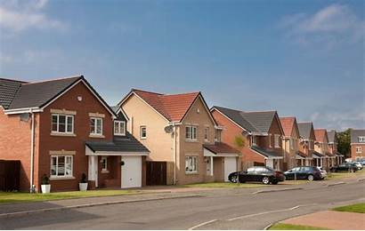 Dundee Suburban Housing University Study Scotland Britain
