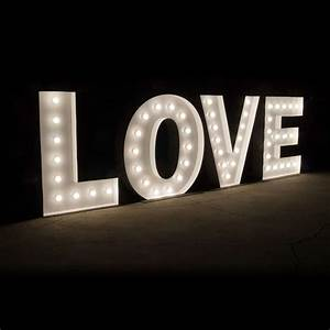 light up letters stunning 12m illuminated marquee love With love light letters