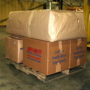 Arnoff Moving Storage and Rigging: Shipping Via Freight