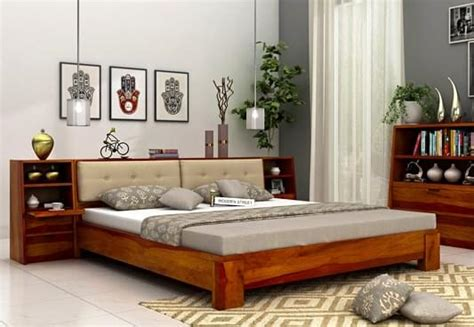 King Bed Designs Decoration Popular Modern Diwan For