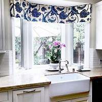 valances for bay windows Watch Out: Fresh Window Treatment Ideas