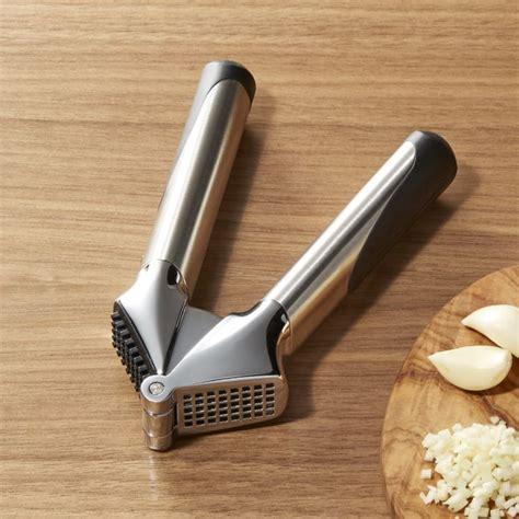best kitchen islands oxo steel garlic press crate and barrel