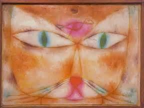 paul klee cat and bird paul klee paintings