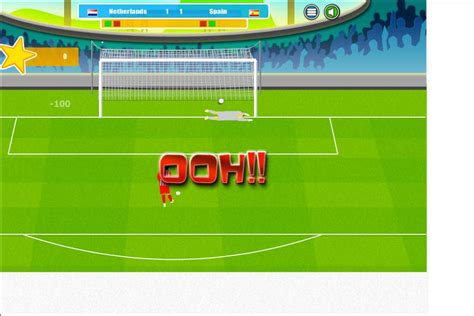 penalty cup  spel funnygamesbe