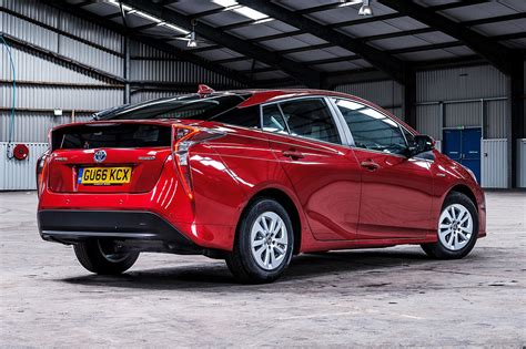 Prius Cer by Toyota Prius Hybrid Term Test Review By Car Magazine