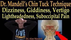 Ear Seed Chart Dr Mandell 39 S Chin Tuck Technique For Dizziness Giddiness
