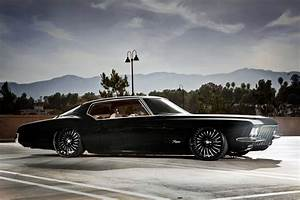1972 Buick Riviera  U2013 Custom 22 U201d Wheels