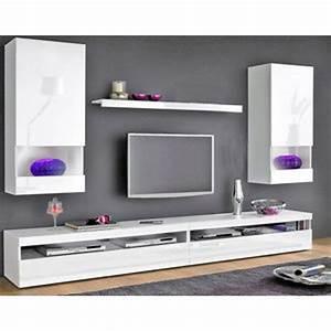 Meuble Sous Tv Suspendu : meuble sous tele maison et mobilier d 39 int rieur ~ Teatrodelosmanantiales.com Idées de Décoration