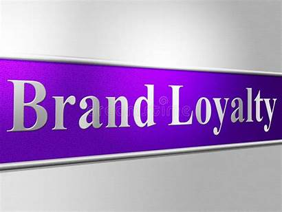Company Means Och Fidelidad Loyalty Identiteit Gemerkt