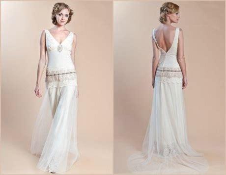 Tessuti leggeri, linee morbide e femminili per abiti da sogno per tutte le spose del 2020! Abiti da sposa hippie chic