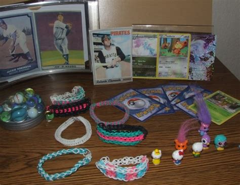 common things collect popular items that kids love to collect lavie s picks hubpages