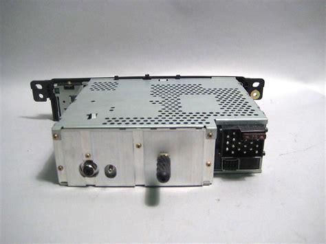 bmw e46 radio bmw e46 3 series factory business cassette radio unit