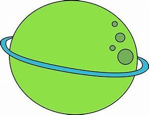 Green Planet Clip Art - Green Planet Image