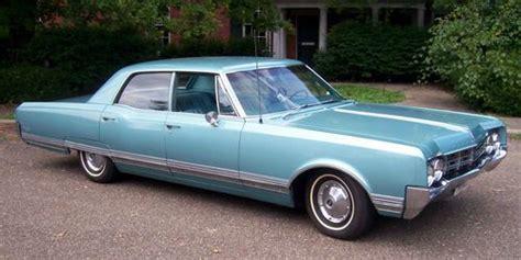 Purchase Used 1965 Oldsmobile 98 4-door Hardtop In Dresden