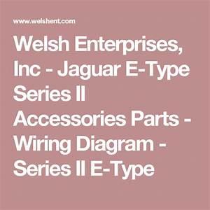 Welsh Enterprises  Inc