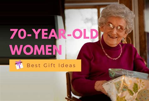 20 Best Birthday Gifts For A 70yearold Woman Hahappy