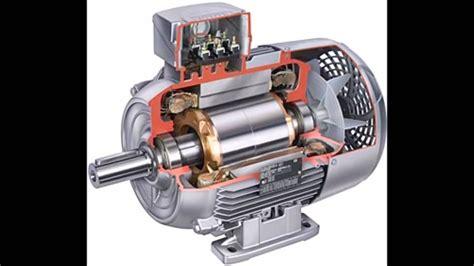 motors de motor de rotor devanado