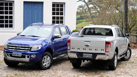 voici le ford ranger derni 232 re g 233 n 233 ration