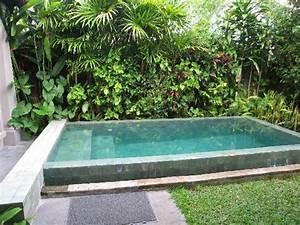 Mini Piscine Enterrée : des petites piscines qui valent bien une grande piscine ~ Preciouscoupons.com Idées de Décoration