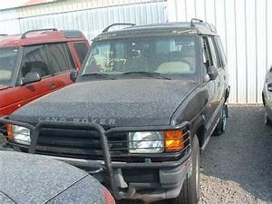 96 97 98 Land Rover Discovery Automatic Transmission