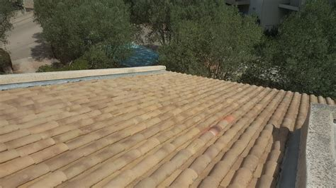 Comment Nettoyer Les Tuiles D Un Toit by Nettoyage Et Traitement Hydrofuge D Une Toiture En Corse