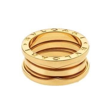 bvlgari 18ct white gold b zero bulgari jewellery at berry 39 s jewellers