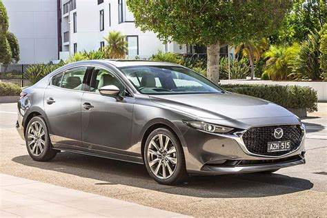 2019 Mazda3 sedan pricing and specifications - ForceGT.com