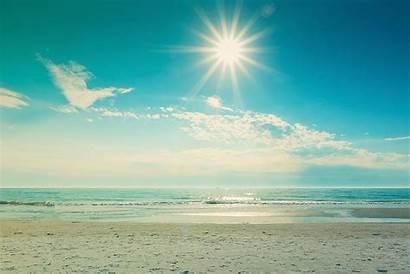Summer Skincare Switch Sun Sea Sand Landscape