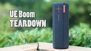 Ue Boom Teardown - The Fixer