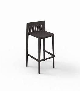 Chaise De Bar Haute : chaise de bar empilable avec assise haute spritz 97 tabouret haut ~ Teatrodelosmanantiales.com Idées de Décoration